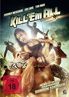 Kill 'em all (Uncut)