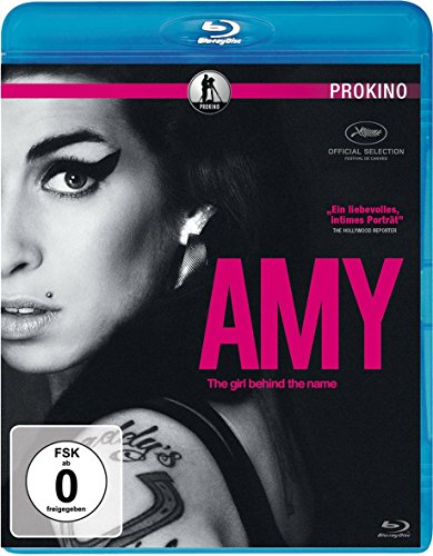 Amy - The girl behind the name [Blu-ray] Preisvergleich