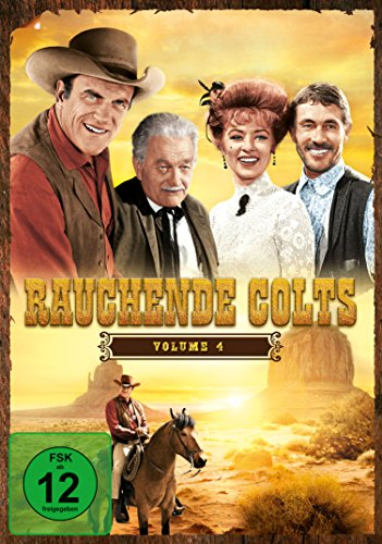 Rauchende Colts - Volume 4 [6 DVDs] (Rauchende Colts)