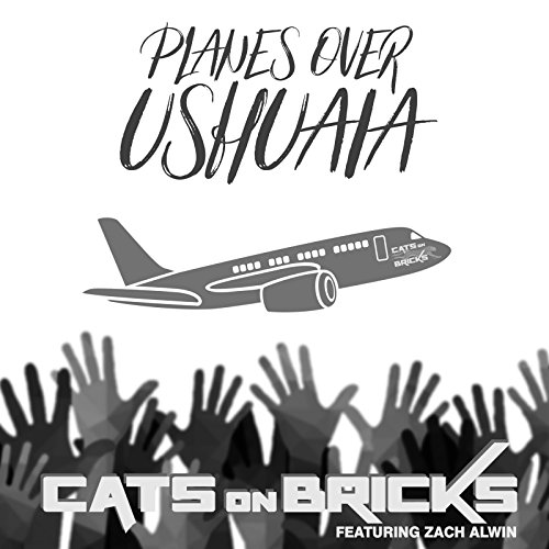 Planes over Ushuaia