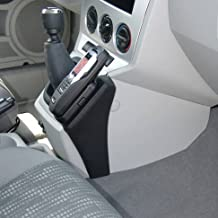 Kuda–Consola de teléfono para Dodge Caliber a partir de 06/06Mobilia (piel sintética), color negro