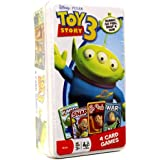 Disney / Pixar Toy Story 3 Tin of 4 Card Games by Disney Store