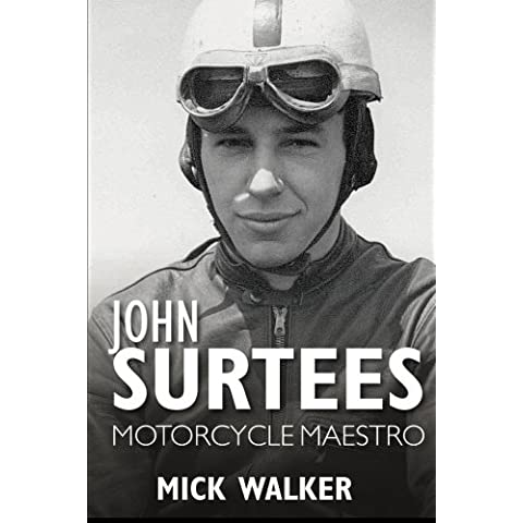 John Surtees - Motorcycle Maestro