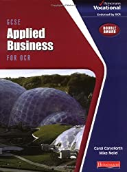GCSE Applied Business OCR: Student Book
