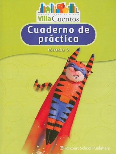 Villa Cuentos: Cuadernos de Práctica (Practice Book) Grade 2