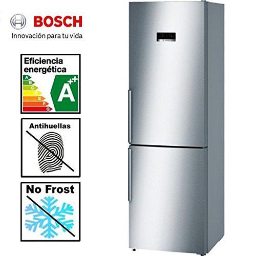 Bosch FRIGORIFICOS, Plata, 185 x 60 x 60