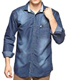 Lafantar Denim Shirts for Men