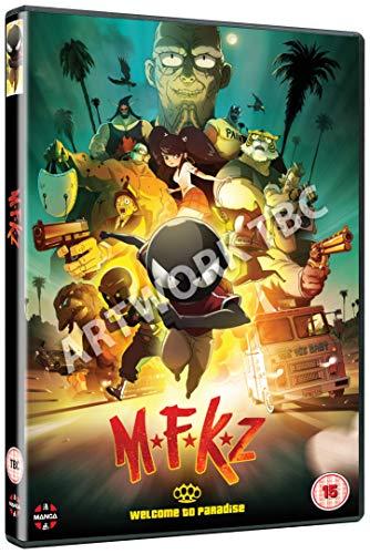 MFKZ (Mutafukaz) [DVD]