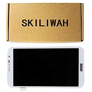 LCD-Display Touchscreen-Digitizer (für Samsung Galaxy Mega 16cm I9200I9205i9208P729E310s, weiß
