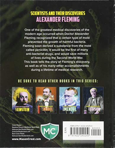 Alexander Fleming (Scientists and Their Discoveries)