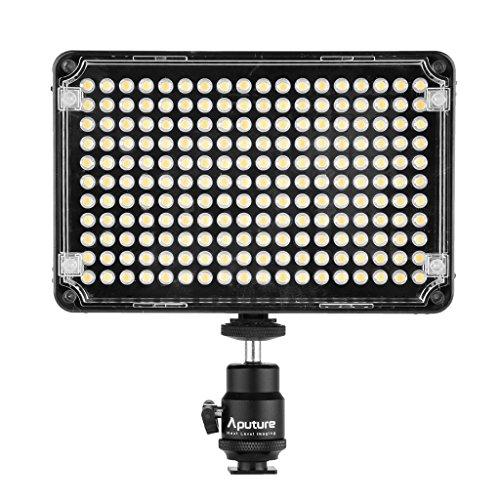 Aputure-Amaran-AL-H198C-CRI-95-Nuova-198-LED-3200K-5500K-videocamera-leggera-60--Fascio-luminoso-design-di-illuminazione-con-sacchetto-di-trasporto-per-Canon-Nikon-Sony-DLSR-fotocamera-digitale