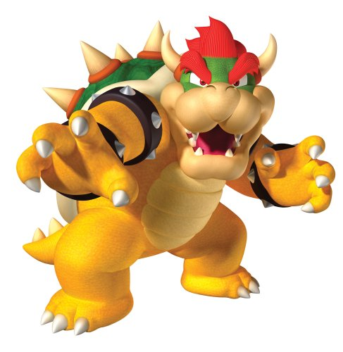 RoomMates 54291 Super Mario Bowser