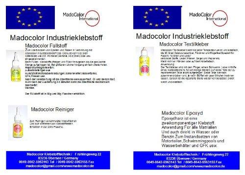 Zoom IMG-2 madocolor industrial adhesive dental per