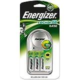 Energizer Chargeur de batterie + 4 AA 1300 mAh
