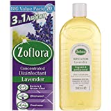 Zoflora Concentrated Disinfectant, Lavender (6 x 500ml)