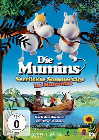 Verrückte Sommertage im Mumintal