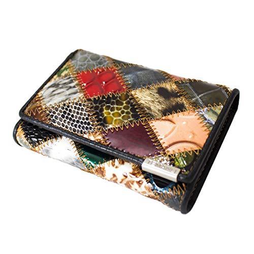 Alexander Wallet Portafoglio donna Portafoglio Tote Bag Ethnic Fashion Girl Large Capacity 3 Taglia S / M / L (Taglia: S)
