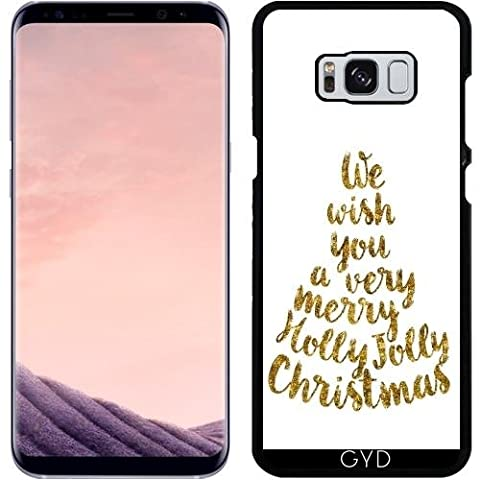 Hülle für Samsung Galaxy S8 Plus - Holly Jolly Christmas