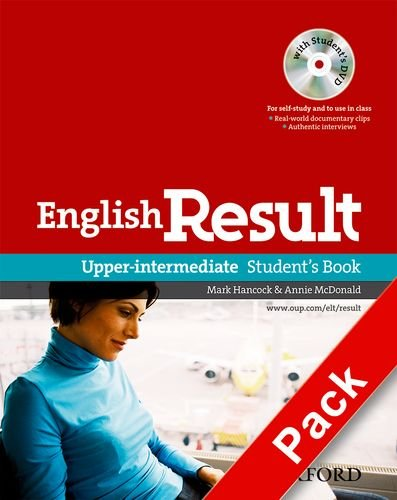 English result. Upper-intermediate. Entry checker-Student's book-Workbook. Con espansione online. Per le Scuole superiori. Con DVD. Con CD-ROM. Con Multi-ROM