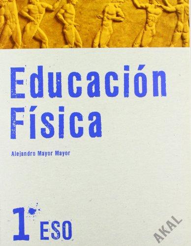 Educación física 1º ESO (Enseñanza secundaria) - 9788446020486