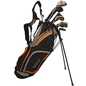 Wilson 2017 X31 High Launch Technology Mens Golf Package