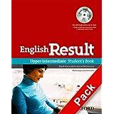 English result. Upper-intermediate. Entry checker-Student's book-Workbook. Con espansione online. Per le Scuole superiori. Con DVD. Con CD-ROM. Con Multi-ROM