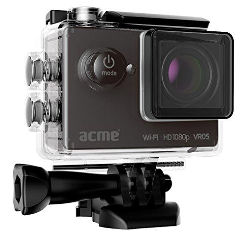 Acme 4770070876404 Action Kamera Silber