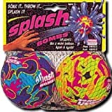 Splash Bomb (Set of 2) by Prime Time Toys