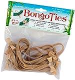 BongoTies® Natural Color Bongo Ties B5-02 ~ 10 Pack