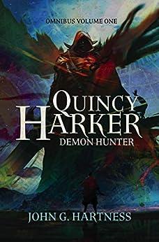 Quincy Harker, Demon Hunter Omnibus One (English Edition) van [Hartness, John G.]