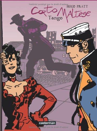 Corto Maltese, Tome 12 : Tango