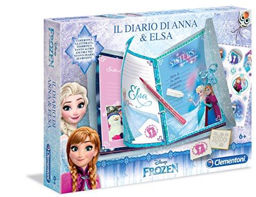 Clementoni 15145 - Frozen - Il Diario di Anna e Elsa