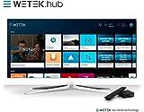 WeTek HUB 8 GB Android TV Box Ultra HD 4k