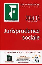 Jurisprudence sociale 2014-15