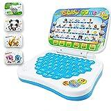 XuBa Multifunktions-Sprachlernmaschine für Kinder, Laptop, Spielzeug, Lerncomputer und Tablet, Lesemaschine, Geburtstag, Weihnachten, Geschenk für Kinder