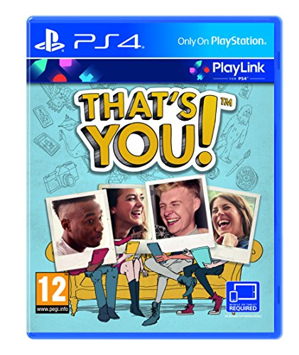 Thats You (PS4) lowest price