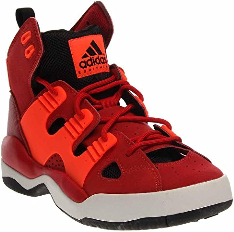 adidas EQT Red Power Baloncesto - Rojo - Blanco Para Hombre 8