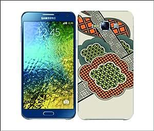 Galaxy Printed 2364 Mehndi Kimon Hard Cover for Samsung Core Prime