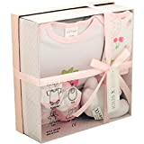 Newborn Baby 4 pcs Gift Set 0 Review and Comparison