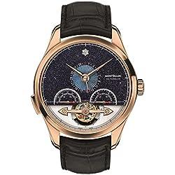 Montblanc Heritage Chronometrie ExoTourbillon Reloj de Hombre 44mm 115128