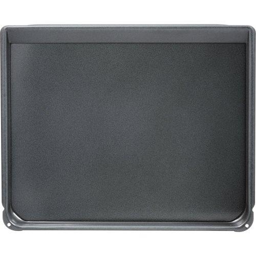 Bosch Backblech grau-emailliert Orignal Nr.: 434038 Abmessungen: 456 x 370 x 21mmpassend für: Bosch und Siemens Geräte