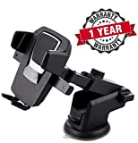 #7: Universal 360° Car Windscreen Holder Dashboard Mount Stand Car Compatible with Xiaomi, Lenovo, Apple, Samsung, Sony, Oppo, Gionee, Vivo Smartphones -by Starford