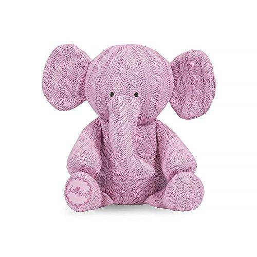 Jollein Stofftier Kabel Elefant hellrosa Stofftier Kabel Elefant hellrosa Stofftier Kabel Elefant hellrosa Stofftier Kabel Elefant