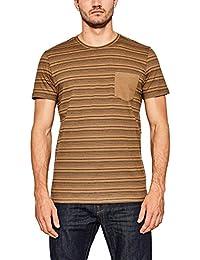 ESPRIT Herren T-Shirt 087ee2k020
