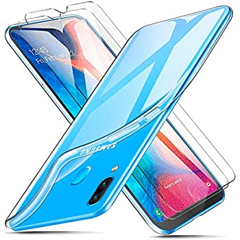 Hülle für Samsung Galaxy A20,PU Leder: Amazon.de: Elektronik