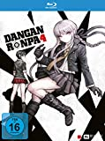 DANGANRONPA - Volume 4 (inkl. HOPE'S PEAK HIGH SCHOOL MARKE)[Blu-ray]
