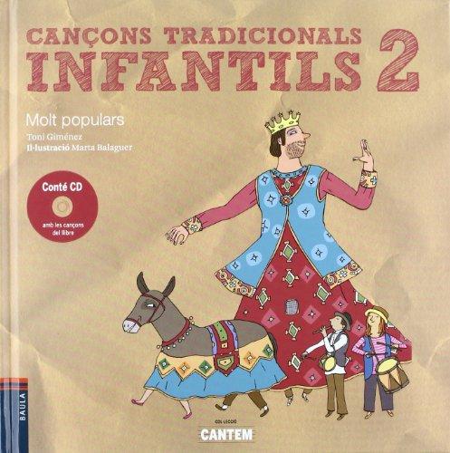 Cançons tradicionals infantils 2 (Cantem)