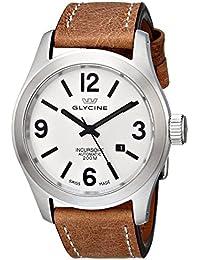 Glycine Incursore Reloj analógico de caballero automático 3874.11-LB