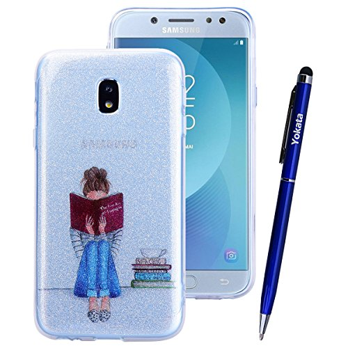 Carcasa para Samsung Galaxy J72017,silicona suave