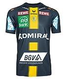 Erima Kinder Handballtrikot 'Rhein-Neckar Löwen Away Saison 17/18' blau / gelb (956) 164